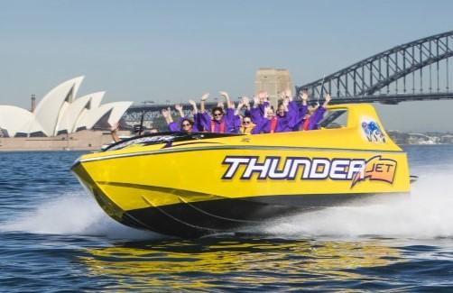 Thunder Twist Ride
