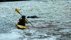 White Water Kayak Course (1 Day)