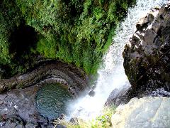 Combo: Juan Curi Waterfall & Rafting River Fonce (Class II & III)