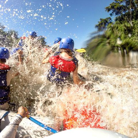 BEST White Rafting in Colombia Suarez 4/5 (2020)