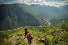 Trekking & Rafting in Chicamocha