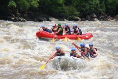 Paraglading and Rafting Chicamocha Canyon (2 Days)