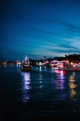 Mooloolaba Christmas Boat Parade on Whale One