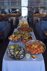 Good Friday Seafood Buffet Dinner Cruise