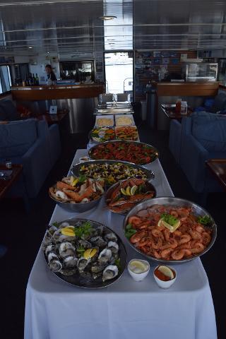 Sunset Seafood Buffet Cruise