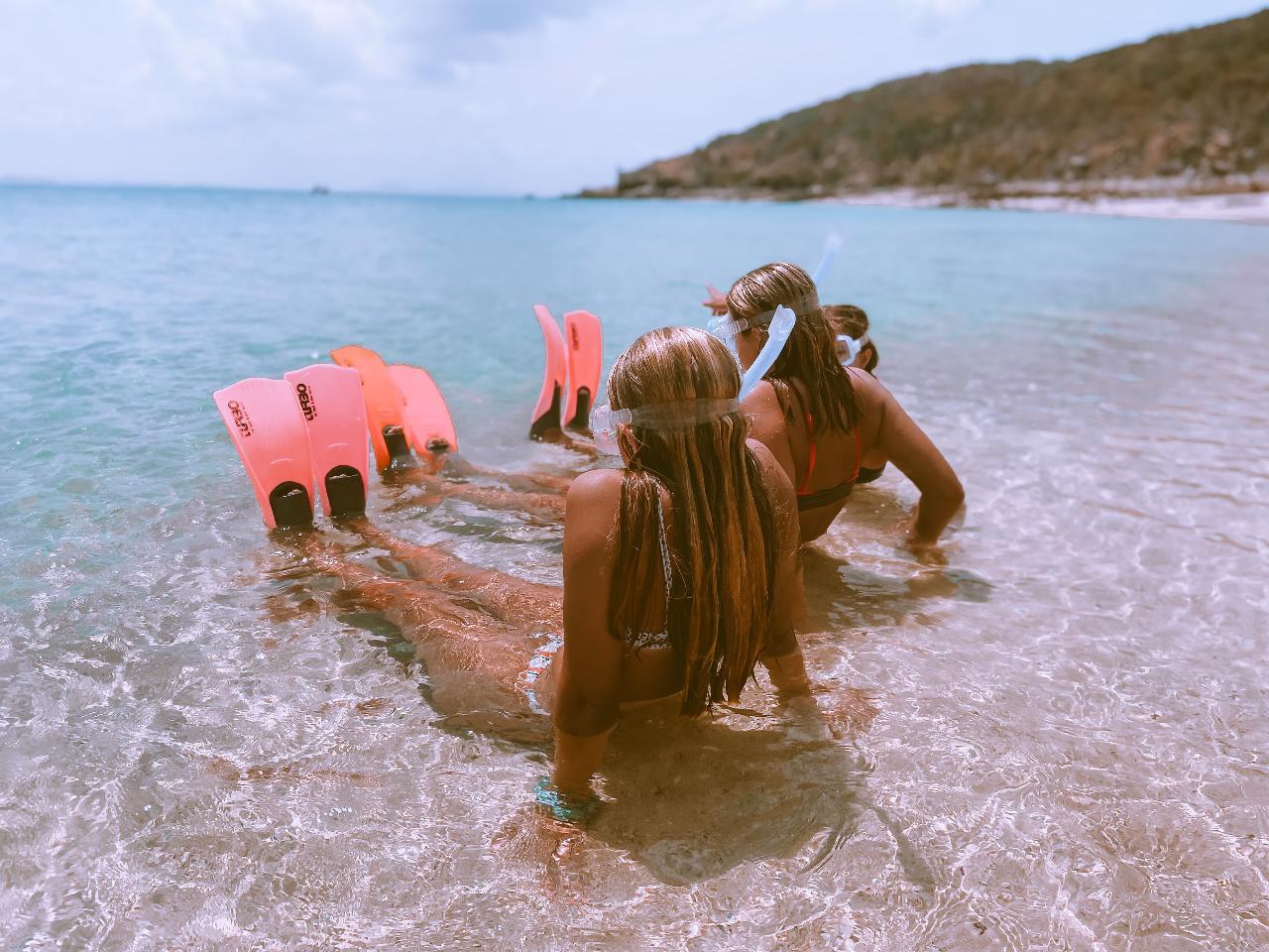 Snorkel Gear Hire