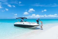 Full Day Private Charter starting at 2000 for 4 guests