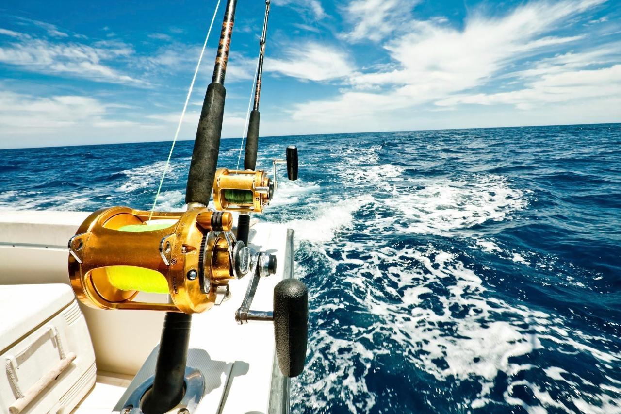 8-Hour Fishing Tour