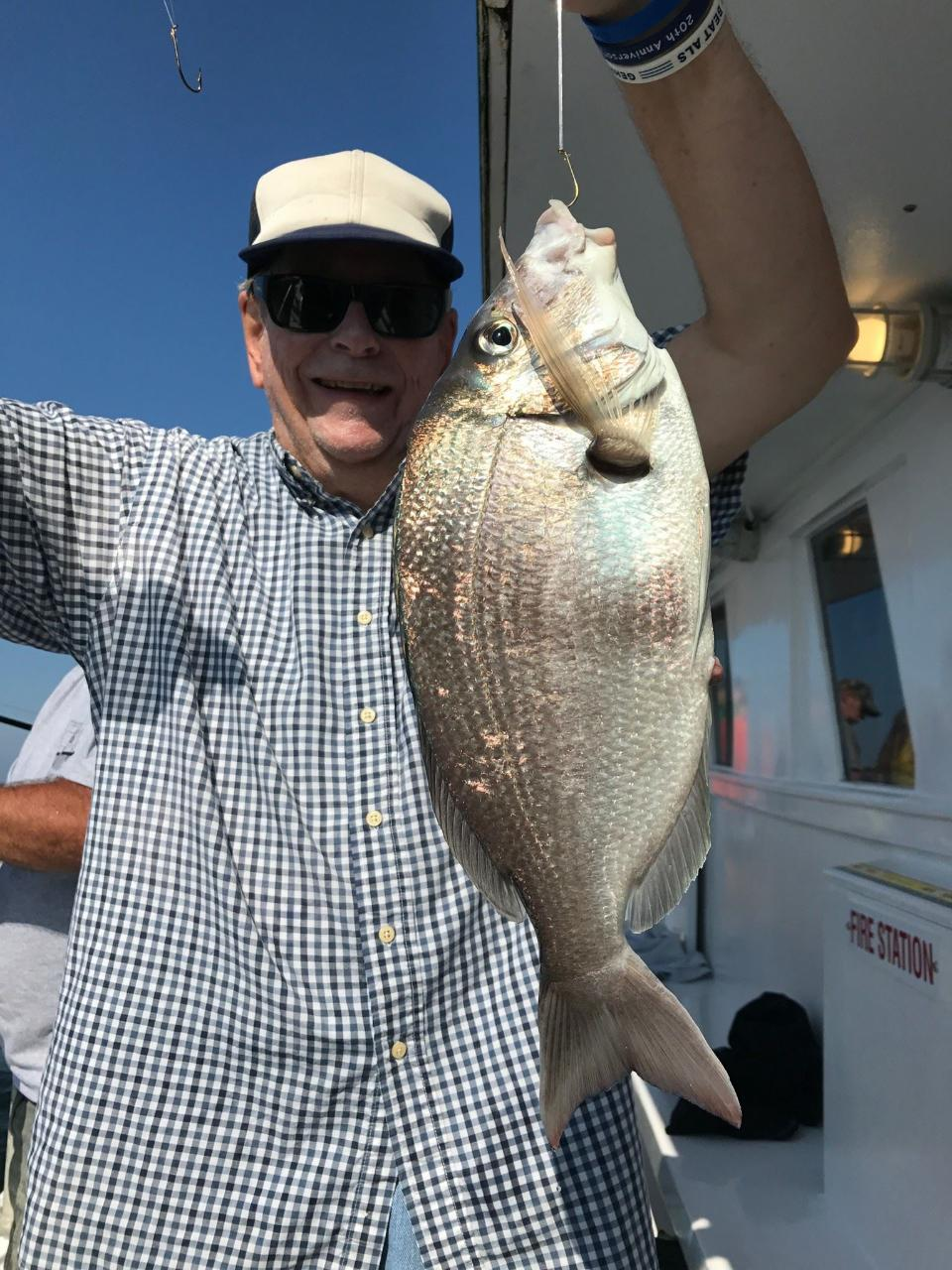 Full day wreck bottom fishing 7am 3pm celtic quest for Celtic quest fishing port jefferson ny