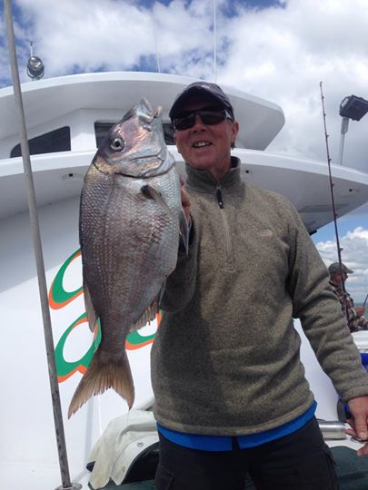 Full day blackfish porgies and seabass 7am 3pm for Celtic quest fishing
