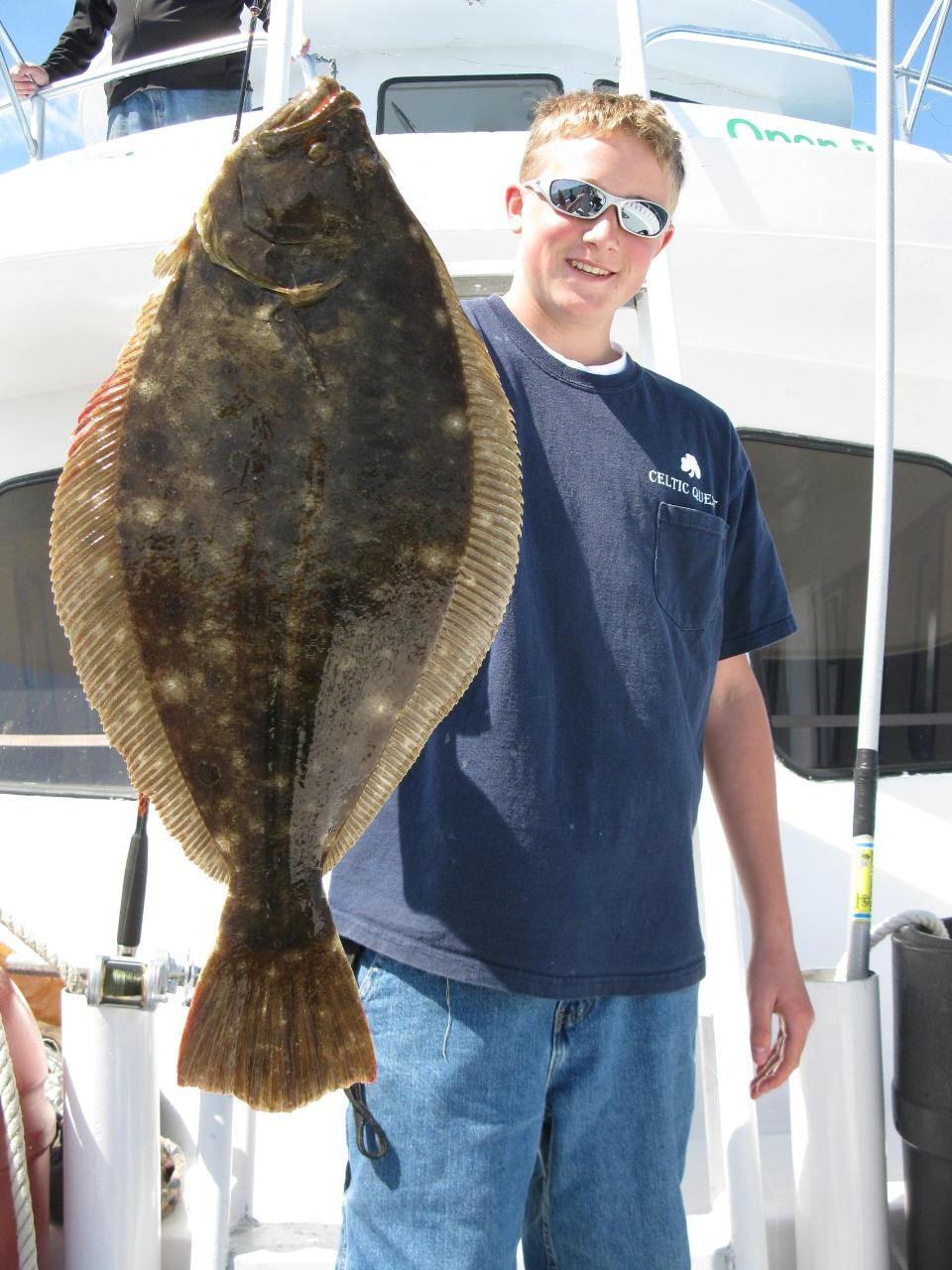 Fat pockets doormat fluke special 50 pool celtic for Celtic quest fishing