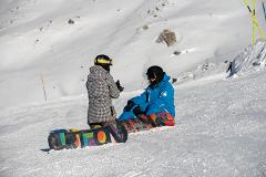 No Limit Full Day Snowboard
