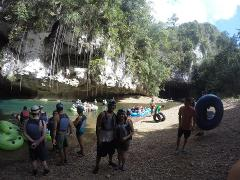 Cave Tubing & Jungle Zip Line