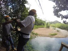 Belize Zoo & Jungle Zip Line