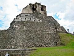 Cave Tubing & Xunantunich Mayan Temple
