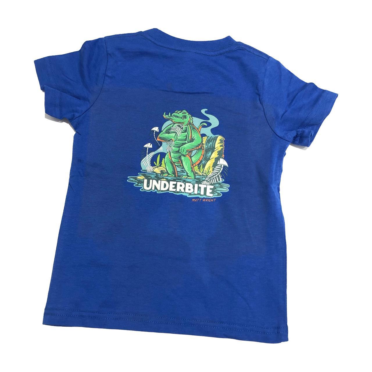 Underbite Kids and Youth Tee Unisex