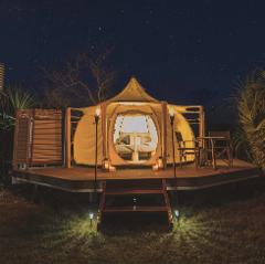 Top End Safari Camp Overnight Tour