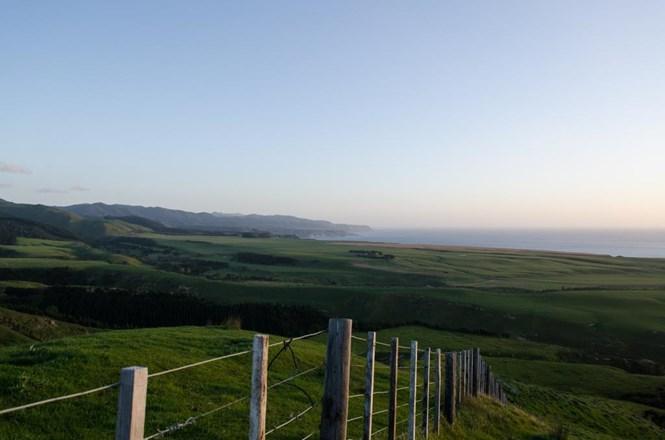 Palliser Ridge Off Grid Experience