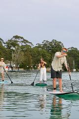 1.5hr Smooth Water SUP Lesson - Gift Voucher