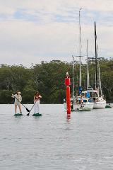 1hr Stand Up Paddle Board Hire - Gift Voucher