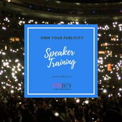 Public Speaker Training in NYC