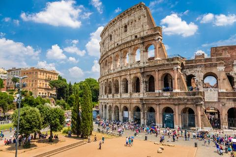 Crown Tours Italy