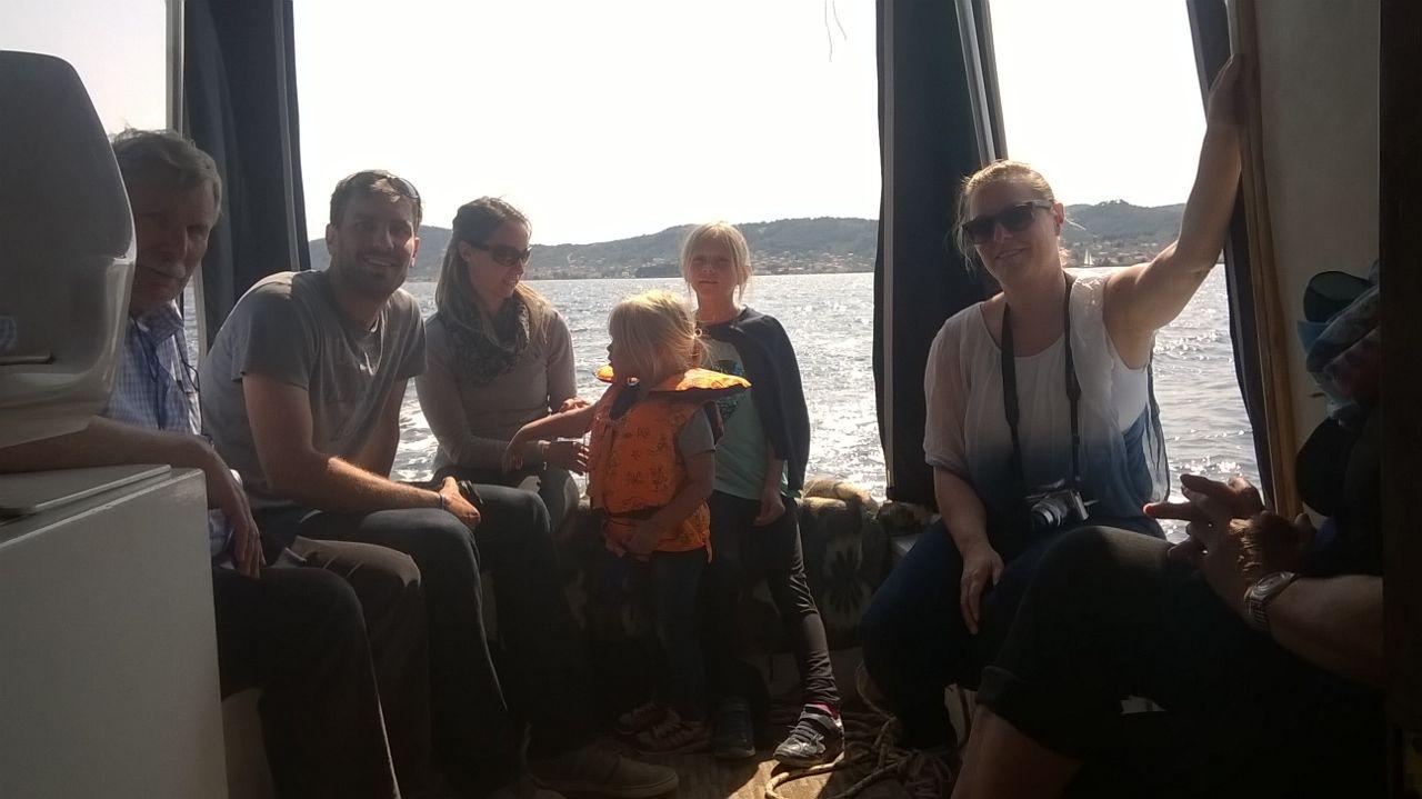 Zadar: Small-Group Fishing Tour
