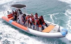 Small group Half Day Speed Boat Tour to Kornati Islands