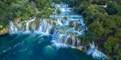 From Zadar: Krka National Park Full-Day Tour from Zadar