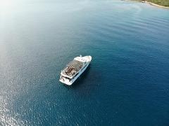 Full-Day Saharun Beach Public Tour from Zadar