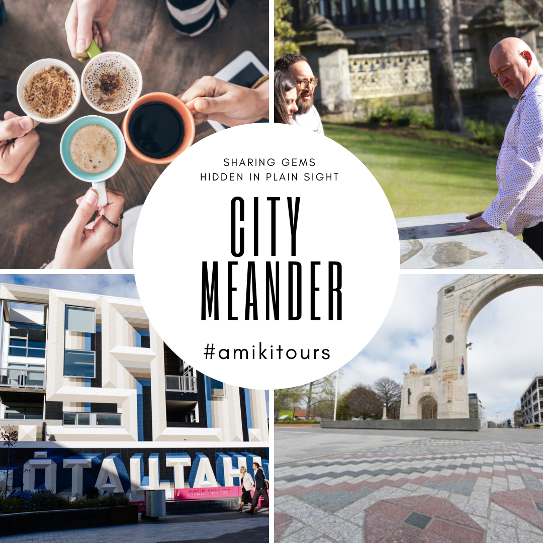 City Meander - Lunch