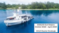 Sole Use - 10 Day Surf Charter (October 2022 – April 2023)