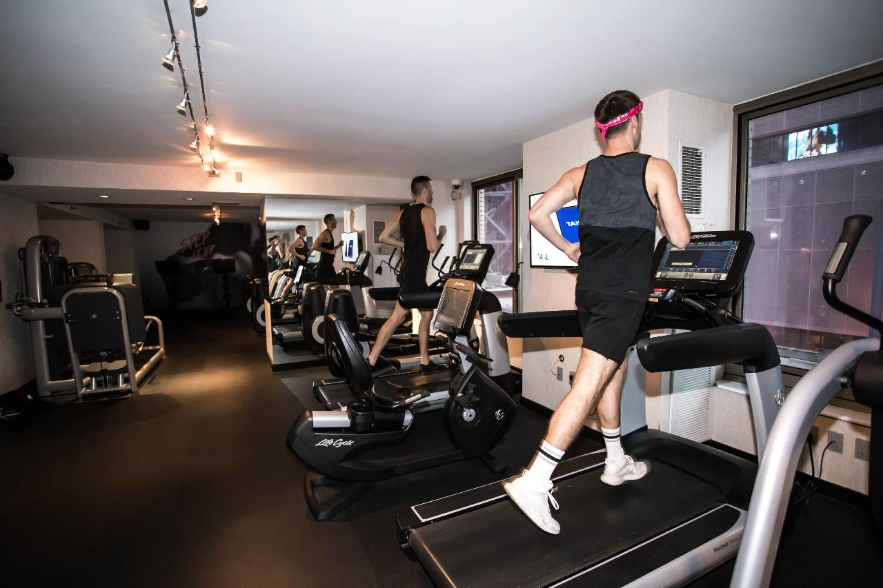 Personal Training Experience with FUEL at W New York - Times Square photo 1