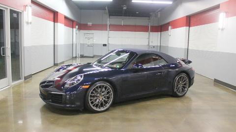 GoCar Supercar Experience – Porsche 911 Carrera Cabriolet