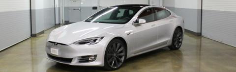 GoCar Supercar Experience – Tesla Model S 100D