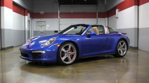 GoCar Supercar Experience – Porsche 911 Targa 4S