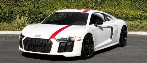 GoCar Supercar Experience – Audi R8 RWS