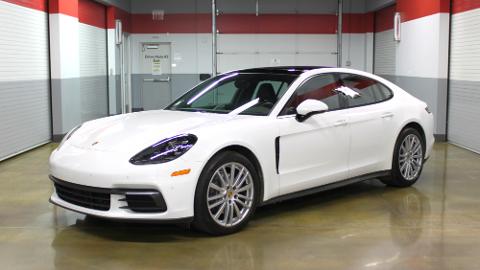 GoCar Supercar Experience – Porsche Panamera 4