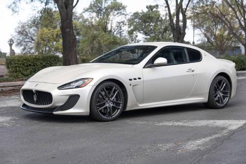 GoCar Supercar Experience - Maserati GranTurismo MC