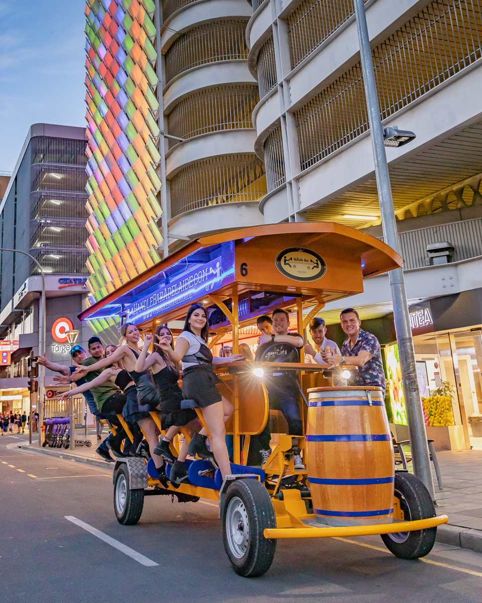 Private Group Tour - Adelaide CBD  (Up to 16 people)