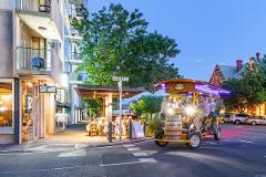 2 Hr Progressive Dinner Tour - Adelaide CBD