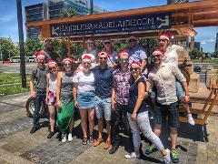 Private Group Tour - Xmas Lunch  (Up to 16 people)