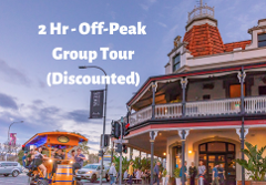 *Off-Peak* Group Tour (Discounted) - Up to 16 people
