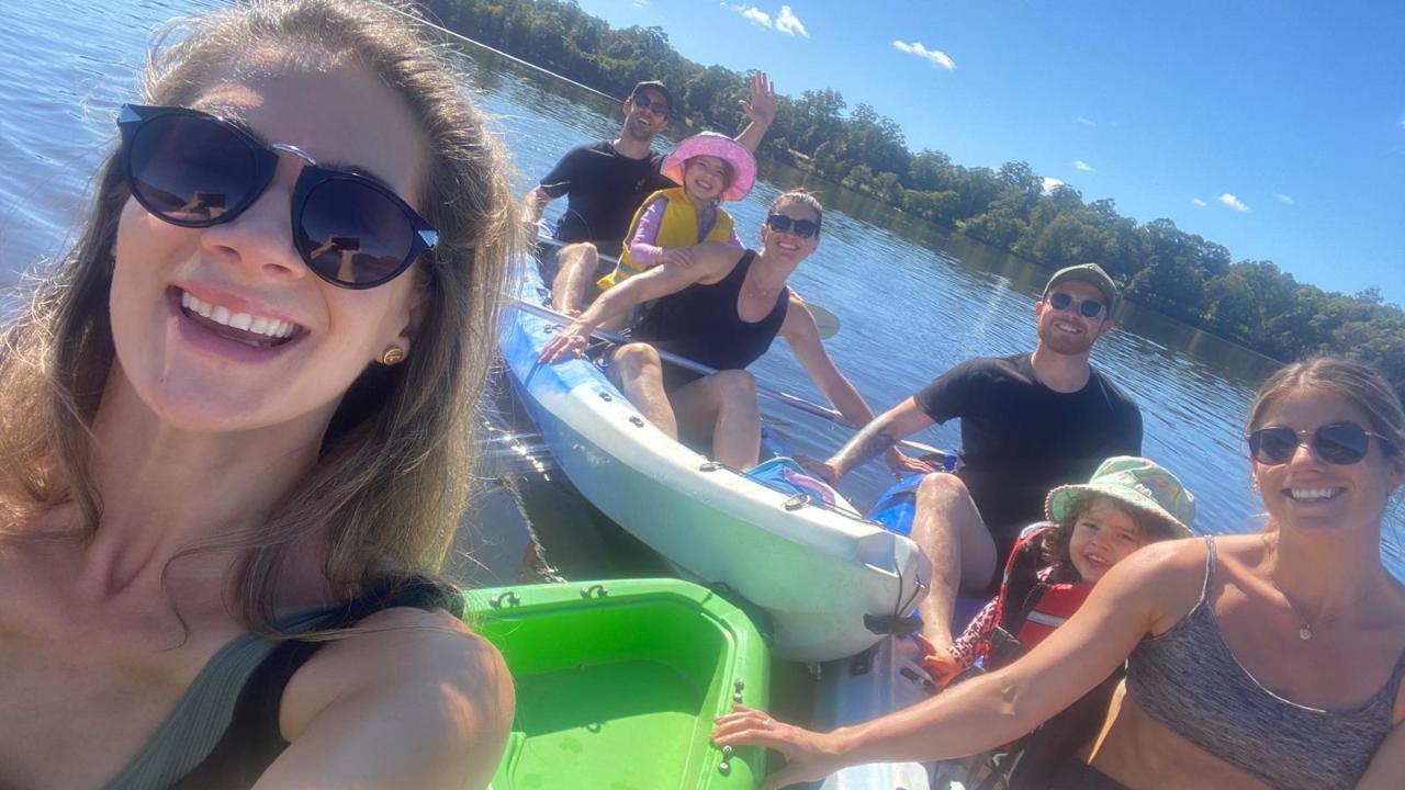 Scenic Kayak & eBike in Noosa's Hinterland (optional Gin Distillery)