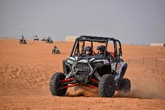 Rapid Desert Raid Buggy Tour (1 Hour)