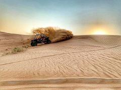 Merge Day into Night Buggy Excursion (3 Hours)