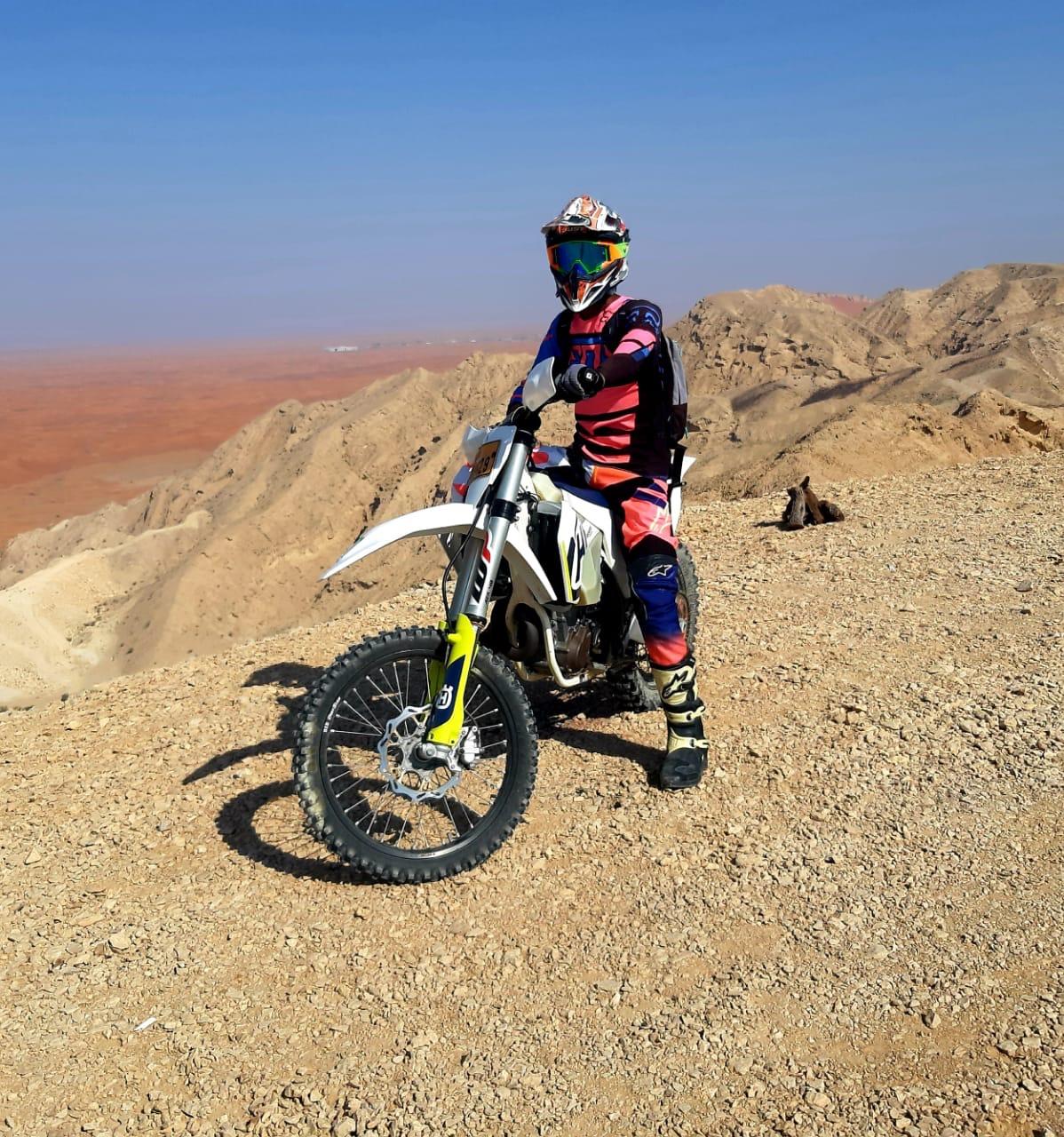 Extreme Rev Motorbike Challenge (4 hours)