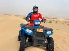 Rapid Desert Raid Quad Biking (1 hour)