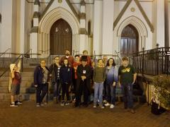 Twilight Walking Tour
