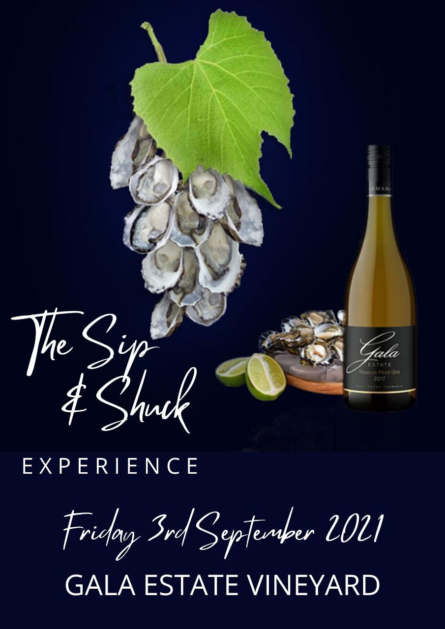 The Sip and Shuck Experience Great Eastern Wine Week 2021